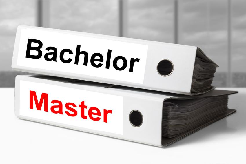 Was Ist Bachelor Und Master