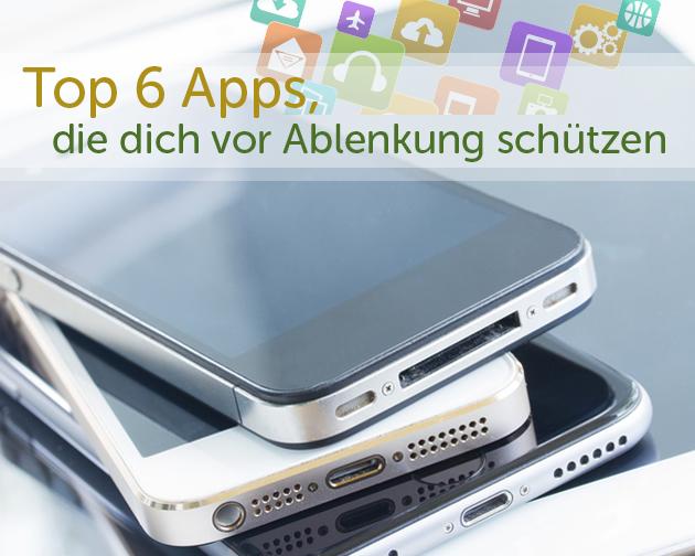 6 Apps Fokus WP